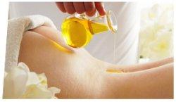 Erotik-Öl für Massage