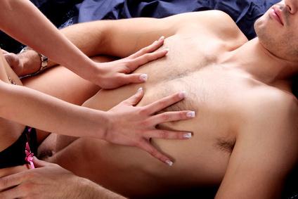 Erotische massage für ihn