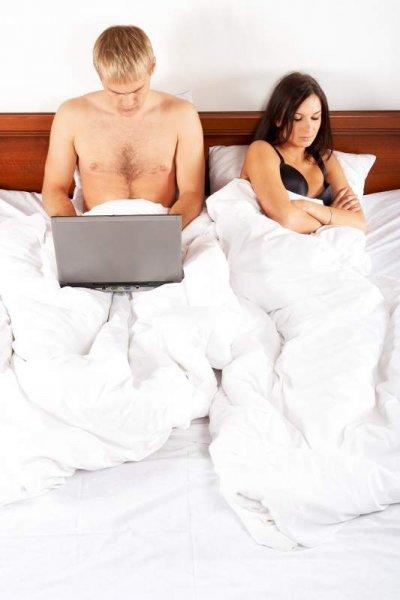 Kein Geschlechtsverkehr wegen Stress