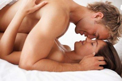 Oxytocin beim Geschlechtsverkehr